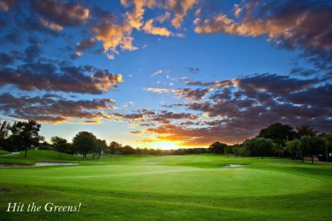 Golf / Driving Range!
