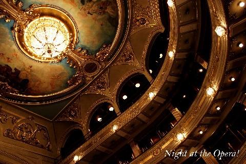 Night at the Opera!