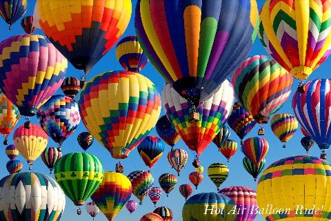 Hot Air Ballooning!