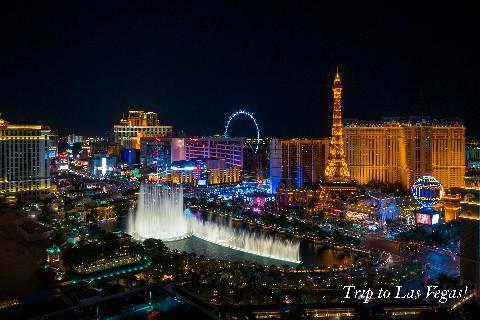 Las Vegas Trip!