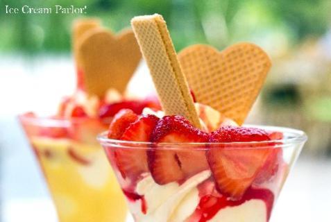 Ice Cream Parlor!