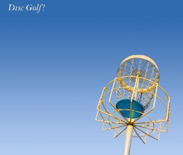 Disc Golf!