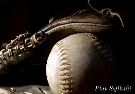 Play Softball Together!