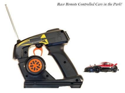 Race Remote Control Cars!