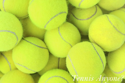 Play Tennis Together!