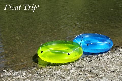 Float Trip!