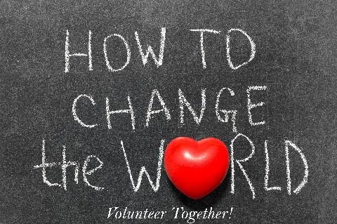 Volunteer Together!