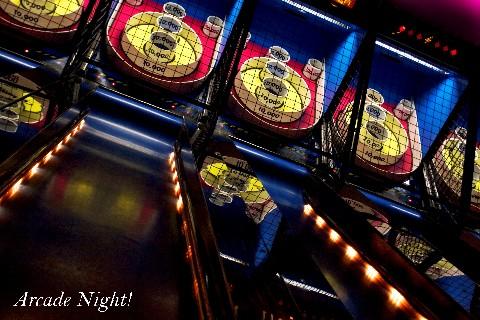Arcade Night!