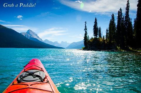 Grab a Paddle!