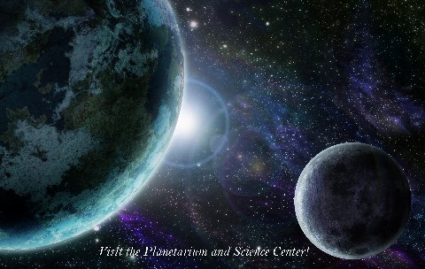 Visit the Planetarium / Science Museum Together!
