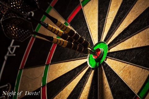 Night of Darts!