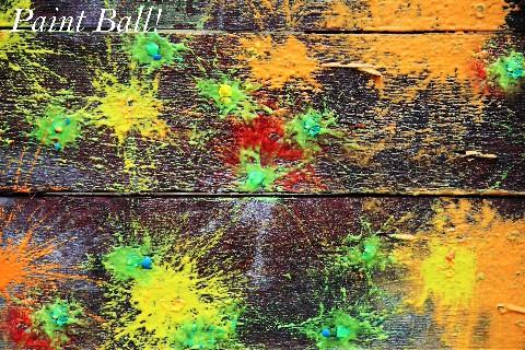 Paintball!