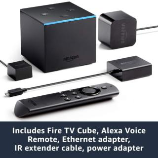 Fire TV Cube System