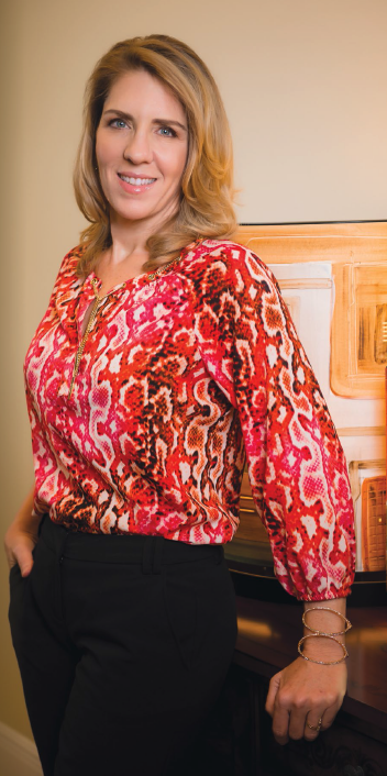 Tamy Faierman , the only female Plastic surgeon Weston