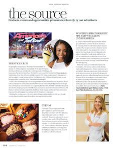 InWeston Magazine The Source Tamy M. Faierman
