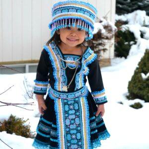 Hmong-girl