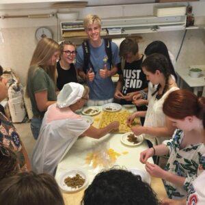 SC EX Making Pasta in Cagli