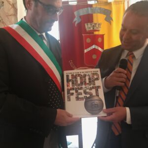 Two Mayors in Cagli