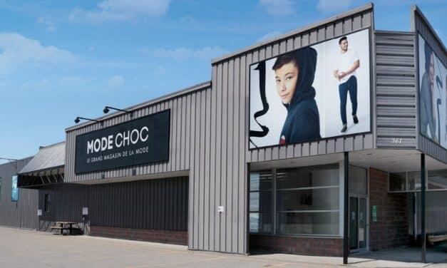 Mode Choc Dolbeau-Mistassini : nouvel intérieur, nouvelles marques et nouveautés!