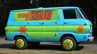 Mystery machines, as seen by a doubting Thomas born in the Show Me State