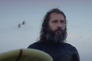 "Watch Samsung's ""We Are Greater…"" Surfing Ad Campaign for World Surf League"