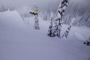 Ben Ferguson's Powder Strike to British Columbia