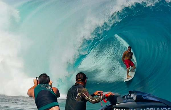 Teahupoo Xtreme Video