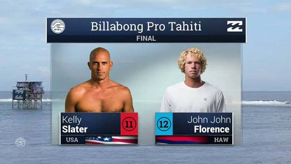 Kelly Slater - Finals