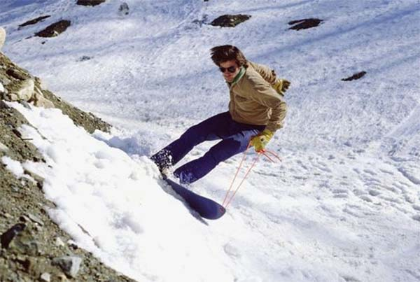 Burton Snowboards 40 Years Forward