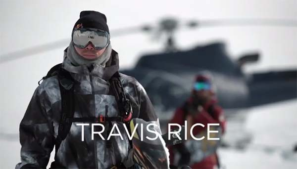 Travis Rice The Fourth Phase