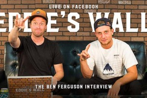 Ben Ferguson – Eddie's Wall Season 2, Episode 12
