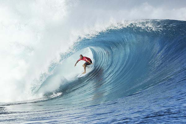 Kelly Slater Cloudbreak Fiji