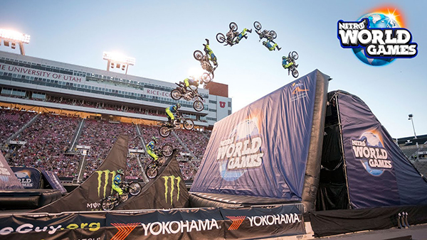 Nitro World Games