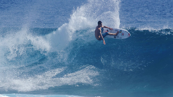 Gabriel Medina World Surf League Fiji