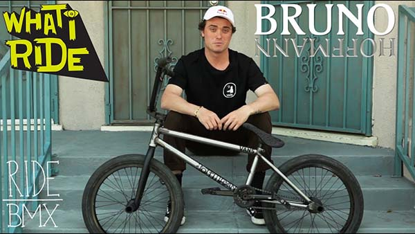 Bruno Hoffman BMX Bike Check
