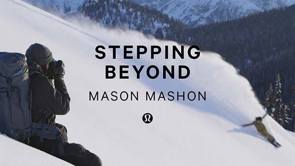 Mason Mashon Stepping Beyond