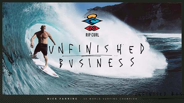 Mick Fanning The Search