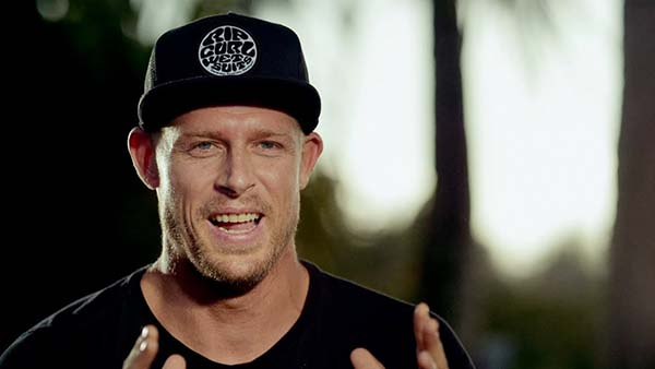 Mick Fanning Andy Irons
