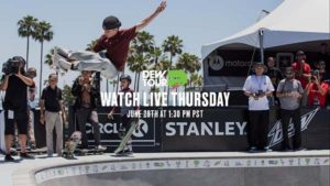 2018 Dew Tour Long Beach, Day 1: Am Park and Street Finals