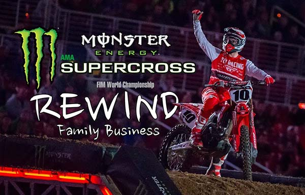 Justin Brayton Supercross