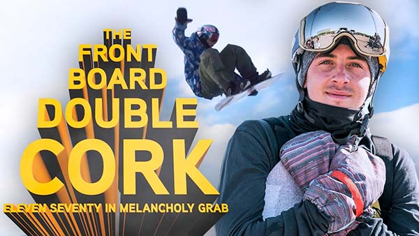 Yet Another First From Snowboarder Mark McMorris