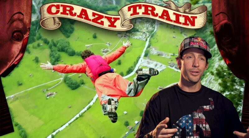 Travis Pastrana Ultimate Base Jump