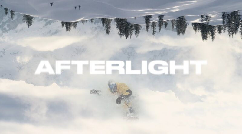afterlight by shredbots