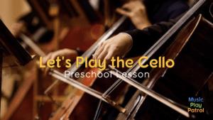 Cello - Preschool