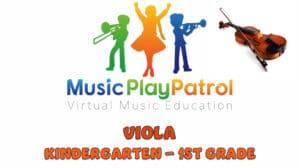 Viola Kindergarten Still