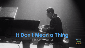 Don't Mean a Thing - Still