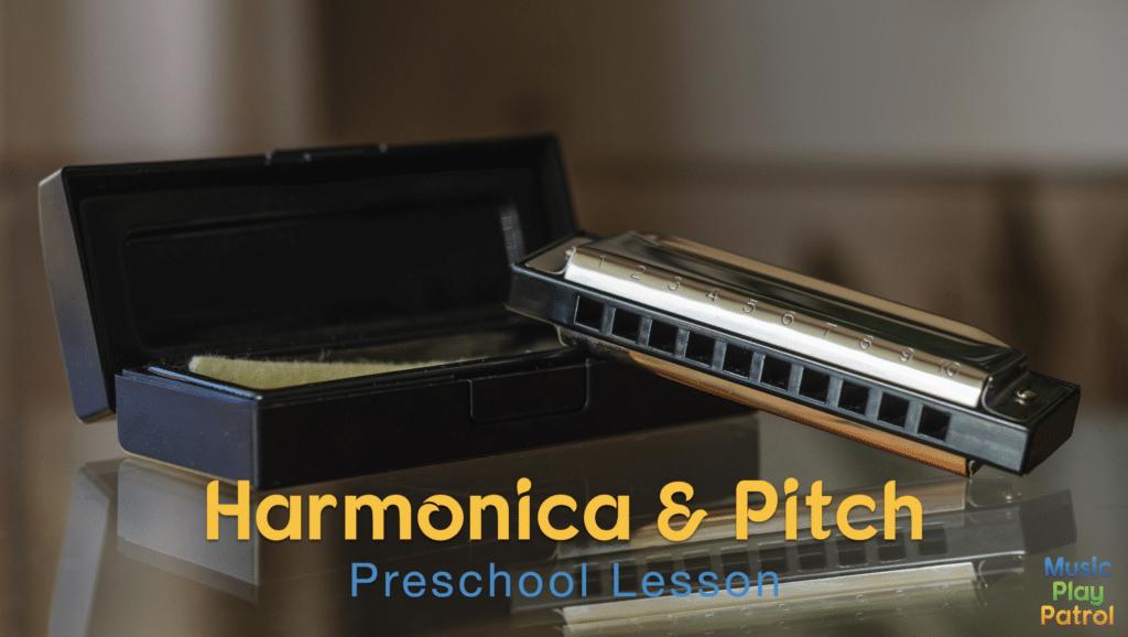 Harmonica - Preschool