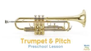 Trumpet Preschool Still