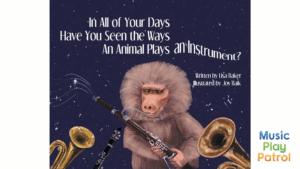 Animals Play Instruments Still