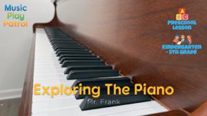 Piano & Mario Still